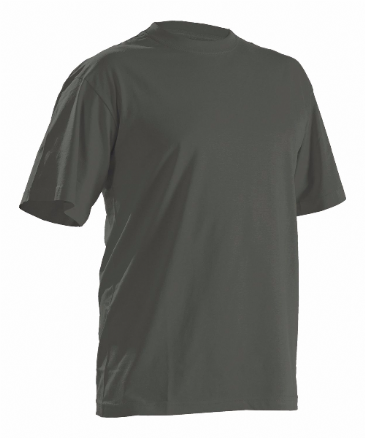 Blaklader 3325 T-Shirt 5 Pack (Army Green)